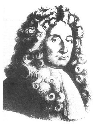 François Mauriceau - Portrait of François Mauriceau