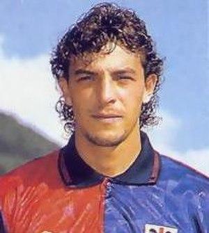 Francesco Moriero - Image: Francesco Moriero 1992 1993