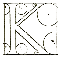Francesco Torniello da Novara Letter K 1517.png