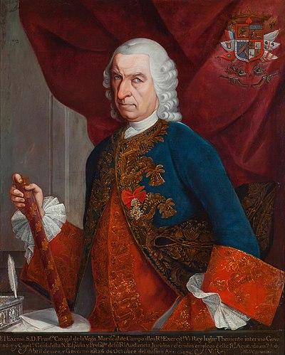 Francisco Cagigal de la Vega.
