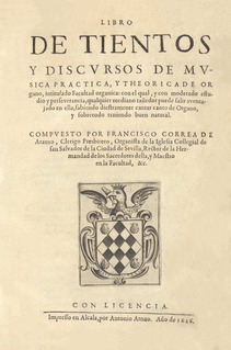 Francisco Correa de Arauxo Spanish organist and composer (1584–1654)