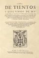 Francisco Correa de Araujo (1626) Libro de tientos y discursos de musica practica y theoríca de organo.png