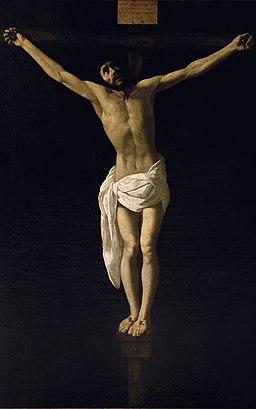 Francisco de Zurbarán - La Crucifixión