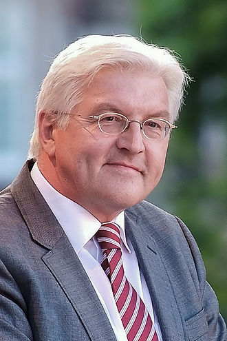 2009 German federal election - Image: Frank Walter Steinmeier 20090902 DSCF9761