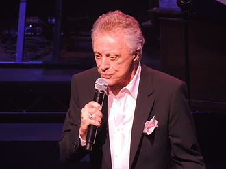 Frankie Valli - Valli performing in 2012