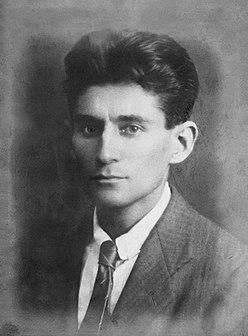 Kafka en 1917