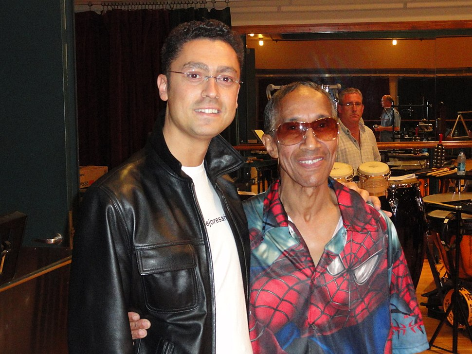 Fred Johnsons, Bassman original (The Marcels) with Christian Carrasco