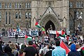 Free Palestine Protest at Parliament Hill (14743632686).jpg