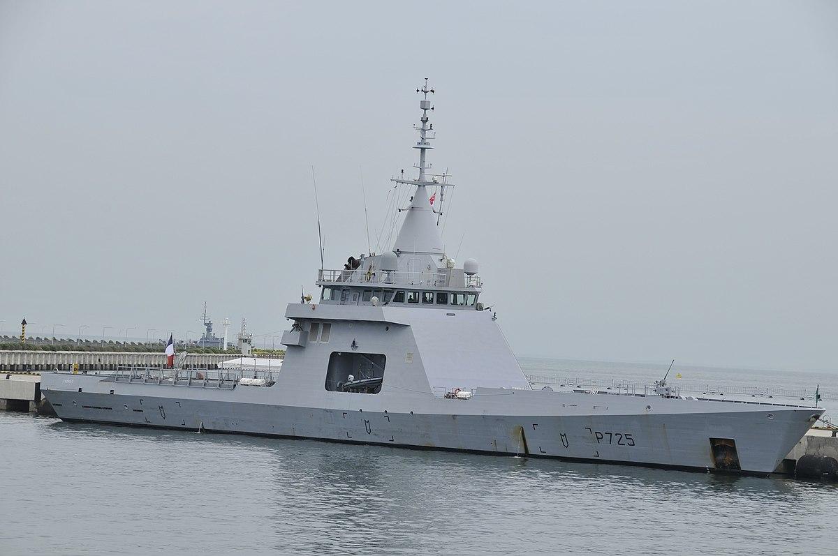 Resultado de imagen para Offshore Patrol Vessel) Gowind