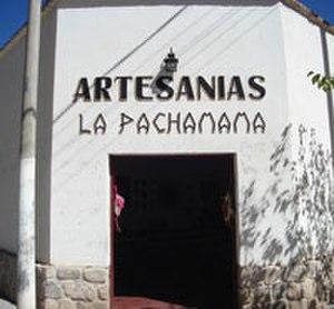 Amaicha del Valle - Image: Frentecoop