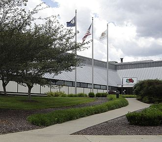 Fruit of the Loom - Company headquarters building  in Bowling Green, Kentucky