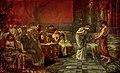 Fulvia y Marco Antonio, o La venganza de Fulvia (Museo del Prado).jpg