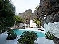 Fundación César Manrique - Pool - panoramio.jpg