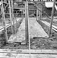 Fundering gothische toren zuidelijke flank gezien naar het westen - Grave - 20083994 - RCE.jpg