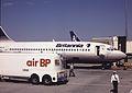 G-BFVB Boeing 737-204 Adv Britannia AirwaysBirmingham - International UK, August 1989. (5550679412) (2).jpg