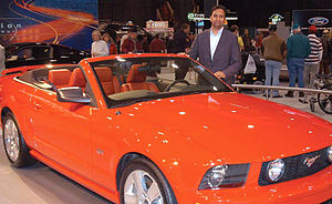Sid Ramnarace - Ramnarace worked on the 2005 Ford Mustang design team