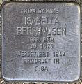 GE Stolperstein Essener Str 76 - Isabella Berghausen.jpg