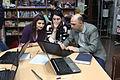 GLAM workshop in Hay Girq Bookshop, Yerevan 02.JPG