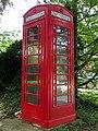 GOC The Pelhams 031 K6 telephone kiosk, Brent Pelham (28166689855).jpg
