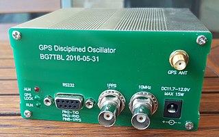 GPS disciplined oscillator