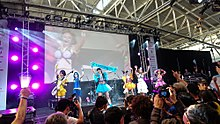 Gacharic Spin at J-pop Summit 2015 14.jpg