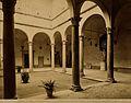 Galileo Galilei; courtyard of Villa del Gallo, once Galileo' Wellcome V0018710.jpg