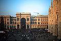 Galleria di Milano vista dall'Arengario.jpg