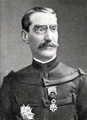 Joseph Gallieni - Image: Gallieni Eugène Pirou img 3151