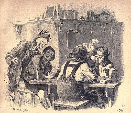 Gambling Hansel and Death