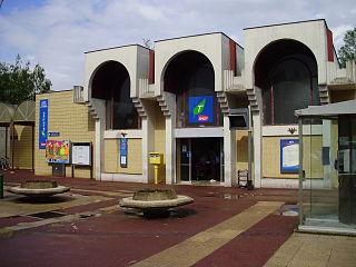 Ozoir-la-Ferrière station railway station in Ozoir-la-Ferrière, France