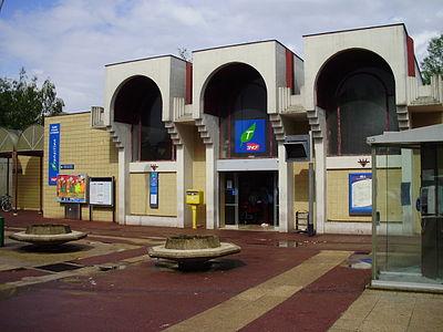 Gare de Ozoir-la-Ferrière