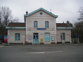 Image illustrative de l'article Gare de Bièvres