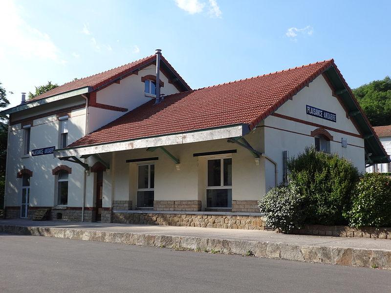 Ancienne gare de Plaisance-Andabre (commune de Saint-Geniès-de-Varensal