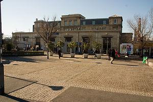 Saint-Denis Station - Image: Gare de Saint Denis CRW 0746