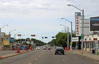 Garneau, Edmonton Neighbourhood in Edmonton, Alberta, Canada