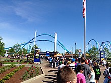 Description de l'image GateKeeper at Cedar Point.jpg.