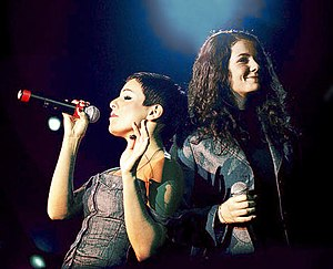 T.A.T.u. - t.A.T.u performing in October 2005