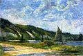 Gauguin 1884 Les Falaises de La Bouille.jpg