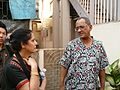 Geeta Mehta and James Ferreira (3960570877).jpg