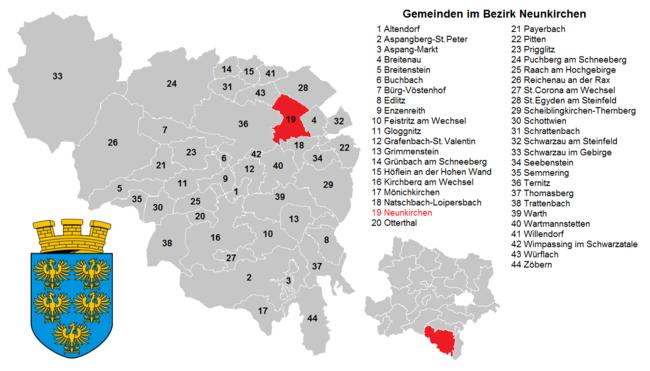 Neunkirchen singler distriktet