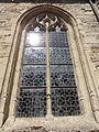 Genainville (95), église Saint-Pierre, nef sud, 2e fenêtre.JPG