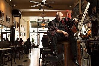 Gene Amondson - Image: Geneawardpic