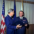 General Richard H. Ellis presents the Distinguished Service Medal to Major General Ray M. Terry.jpg