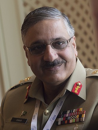 Chairman Joint Chiefs of Staff Committee - Image: General Zubair