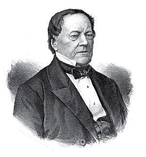 Per Georg Scheutz - Portrait of Per Georg Scheutz