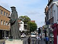 George Abbot Statue and Upper High Street - geograph.org.uk - 239245.jpg