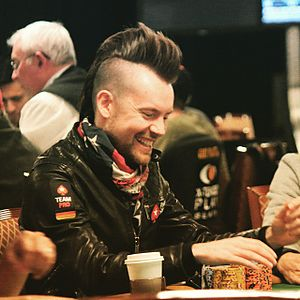 George Danzer - George Danzer at the WSOP