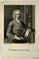 George Graham. Line engraving by J. Tookey after T. Hudson. Wellcome V0002352.jpg