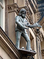 George Harrison statue, Hard Days Night Hotel.jpg