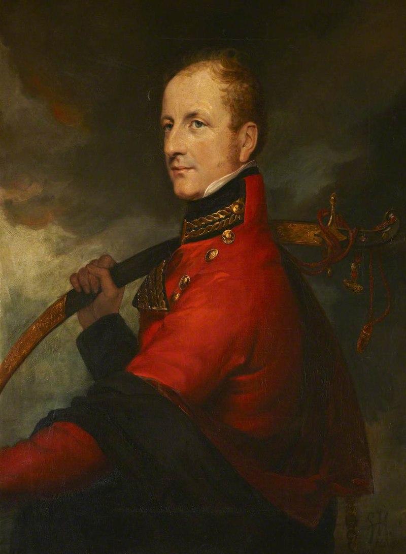 Джордж Хейтер (1792–1871) - генерал достопочтенный сэр Гэлбрейт Лоури Коул (1772–1842), GCB - 631092 - National Trust.jpg